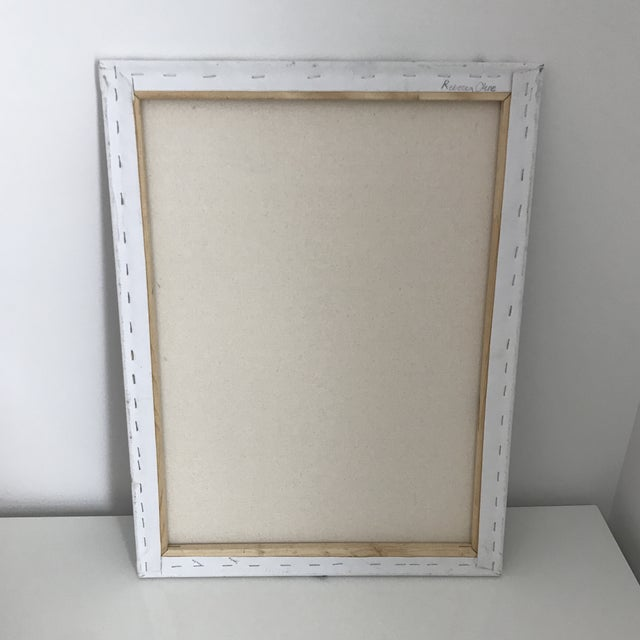 Original Oil Portrait of Man For Sale - Image 4 of 6
