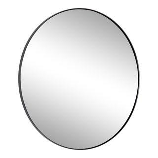 Rowen Mirror in Steel For Sale