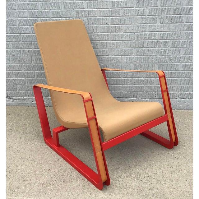 Mid-Century Modern Jean Prouvé for Vitra Cité Chair For Sale - Image 3 of 13