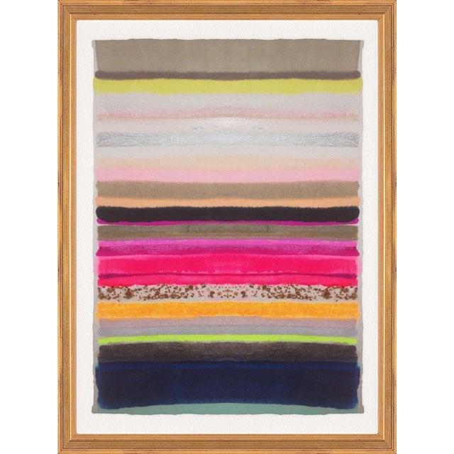 "Kristi Kohut ""Stripes 35"" Fine Art Print - Image 2 of 2"