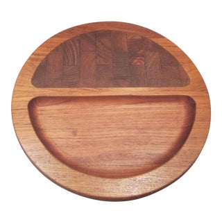 Dansk Danish Cutting Cheese Serving Board For Sale