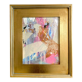 "Jessalin Beutler ""Sweet Melty"" 2021 Framed Painting For Sale"