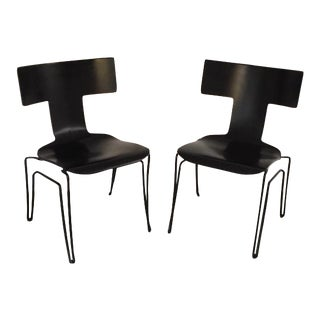 Donghia Anziano Chairs - a Pair For Sale