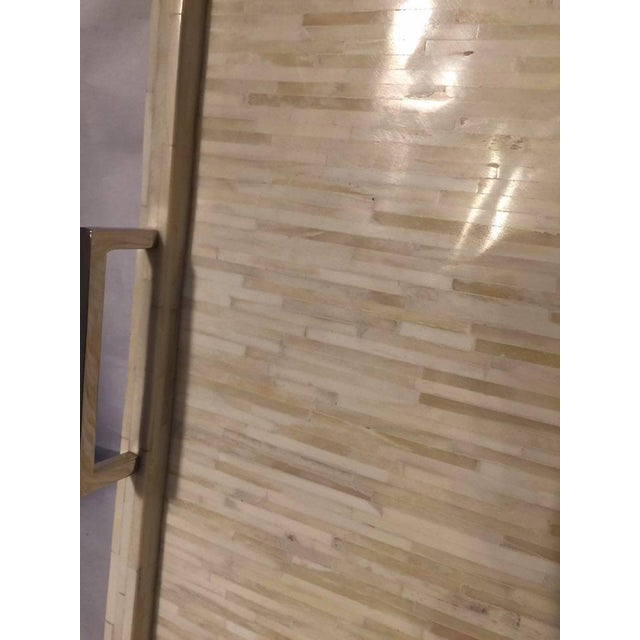 Extra Large Bone Inlay Tray - Image 5 of 6