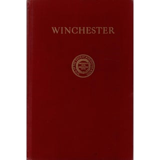 """1936 """"History of Winchester"""" Collectible Book For Sale"""