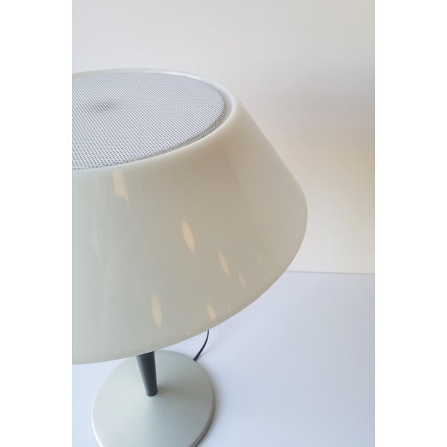1960s Rewired Gerald Thurston Table Lamp for Lightolier For Sale - Image 9 of 13