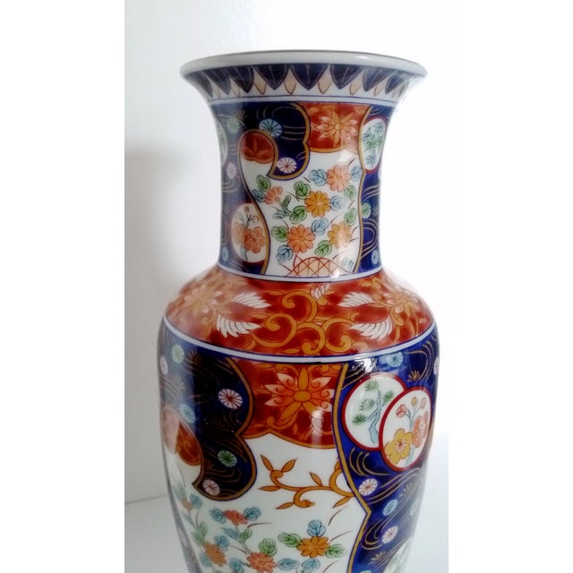 Antique Porcelain Japanese Imari Vase - Image 3 of 5