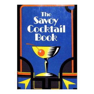 """""""The Savoy Cocktail Book"""" Book For Sale"""