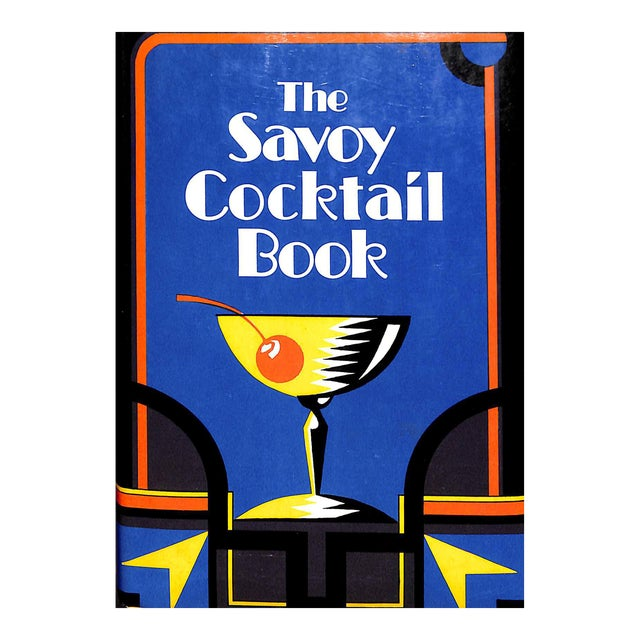 """The Savoy Cocktail Book"" Book - Image 1 of 4"