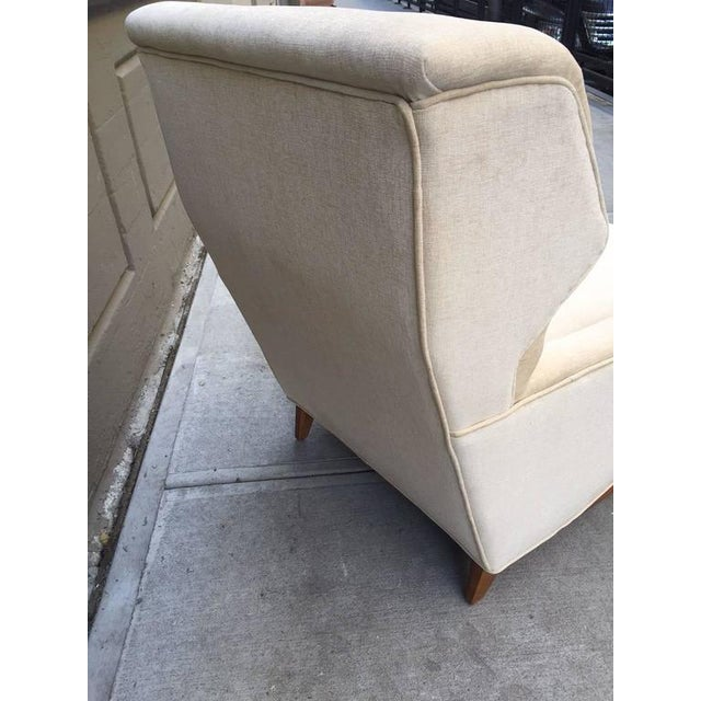 Dunbar Furniture Lounge Chair by Edward Wormley for Dunbar For Sale - Image 4 of 5