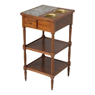 1800's Rafraichissoir Wine Cooler Table For Sale