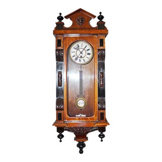 Regulator Wall Clock For Sale