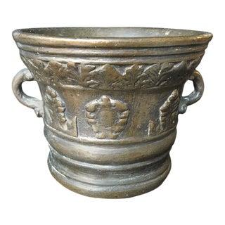 Italian Renaissance Bronze Mortar