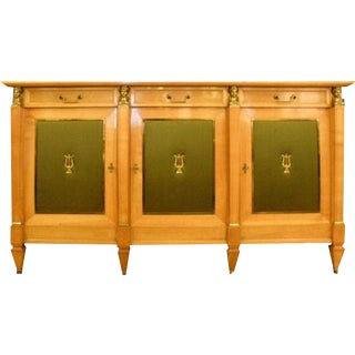 1940's French Empire Style Sideboard