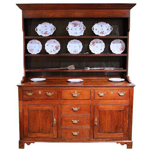 Early 19th Century Welsh Dresser For Sale - Image 11 of 11