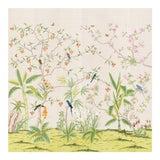 "Image of Casa Cosima Palisades Wallpaper Set - 3 Panels 108""x108"" For Sale"