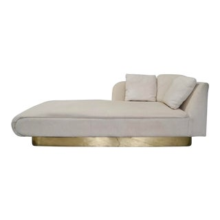 Mid-Century Modern Selig Chaise Lounge For Sale