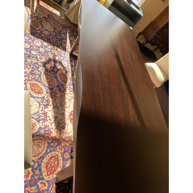 Modern Mitchell Gold Bob Williams Kimora Dining Table For Sale In Charlotte - Image 6 of 9