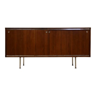 George Nelson for Herman Miller Walnut Credenza For Sale