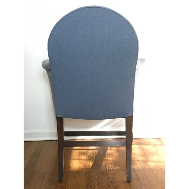 Vintage Saybolt Cleland Upholstered Armchairs - a Pair For Sale - Image 6 of 10