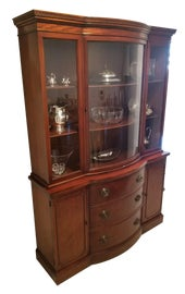 Image of Auburn China and Display Cabinets