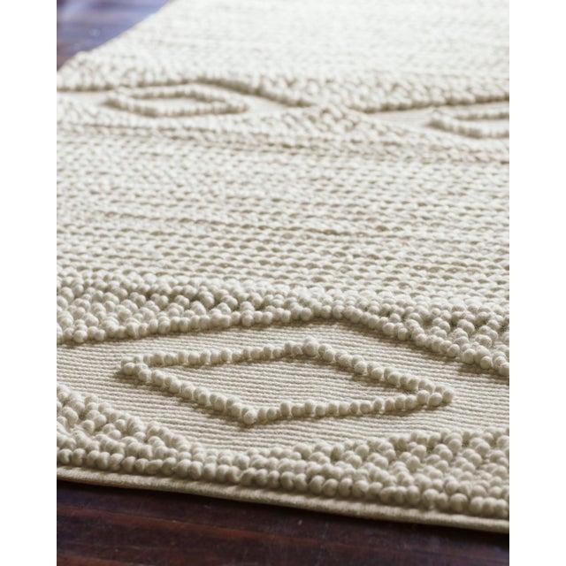 Serena & Lily Macrame Wool Rug - 9 X 12