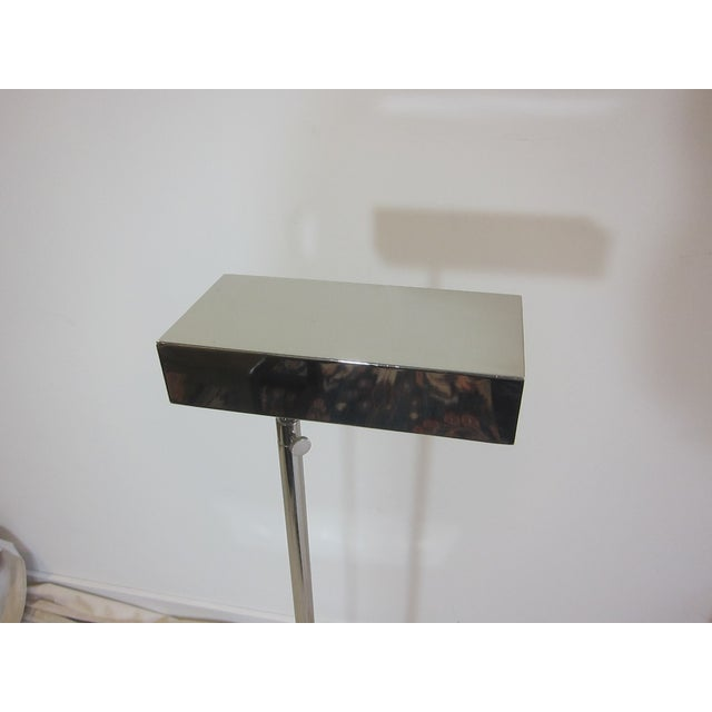 Chrome Articulating Floor Lamp - Image 5 of 7