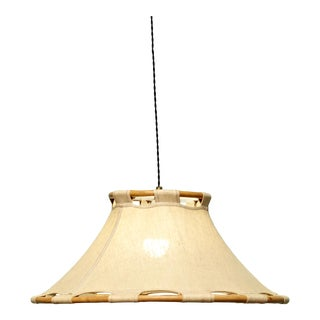 Scandinavian Modern Pendant Lamp by Anna Ahrens for Ateljé Lyktan, Sweden, 1970 For Sale