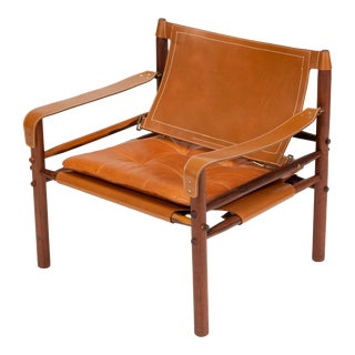 "Scanform-Edition ""Sirocco"" Lounge Chair by Arne Norell For Sale"