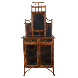 19th Century Japonisme Bamboo Side Cabinet Preview
