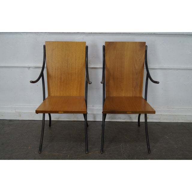 Rob Hare Klismos Essex Dining Chairs - Set of 6 - Image 2 of 10