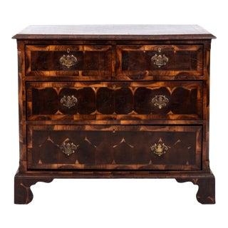 Laburnum Oyster Inlaid Dresser For Sale