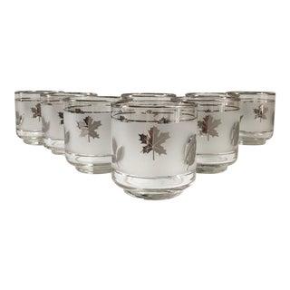 Midcentury Libbey Rocks Glasses - Set of 8 For Sale