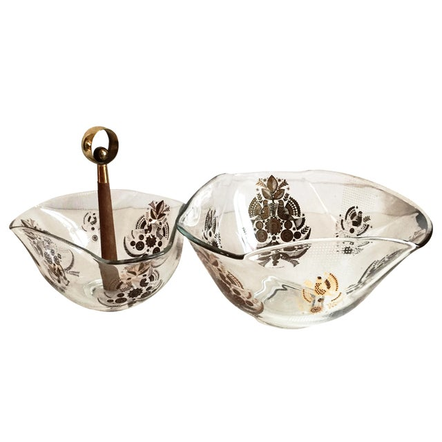 Georges Briard Serving Bowls - A Pair - Image 1 of 9