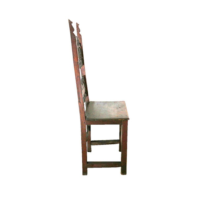 1400s Historic Furniture Chair - Image 4 of 8