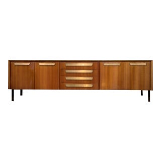 Italian Low Storage Console For Sale