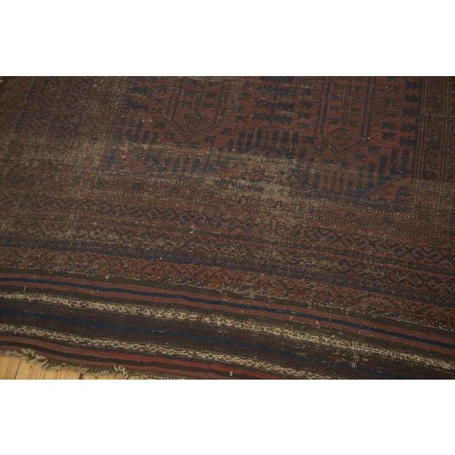 "Vintage Belouch Carpet - 4'8"" x 8'3"" - Image 3 of 9"