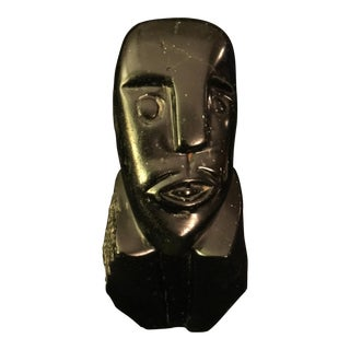 African Soapstone Carving For Sale