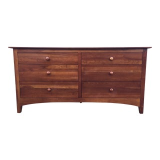 Traditional Ethan Allen New Impressions Cherrywood Dresser