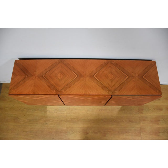 1970s Milo Baughman for Thayer Coggin Rosewood Credenza For Sale - Image 5 of 12