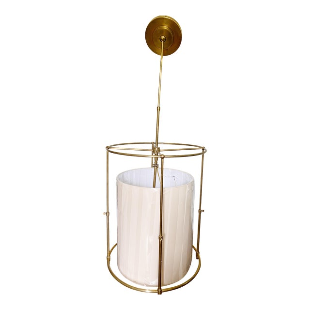 Visual Comfort Bryant Large Lantern For Sale