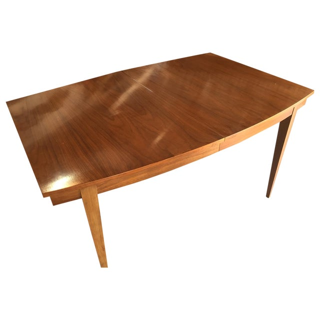 Danish Style Mid Century Modern Dining Table - Image 1 of 9