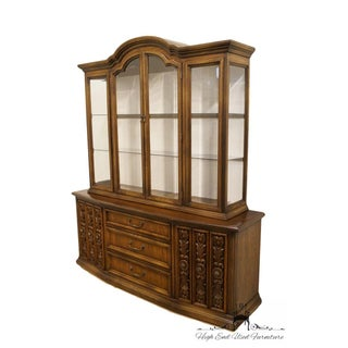 Lane Furniture Spanish Revival Lighted China Cabinet Preview
