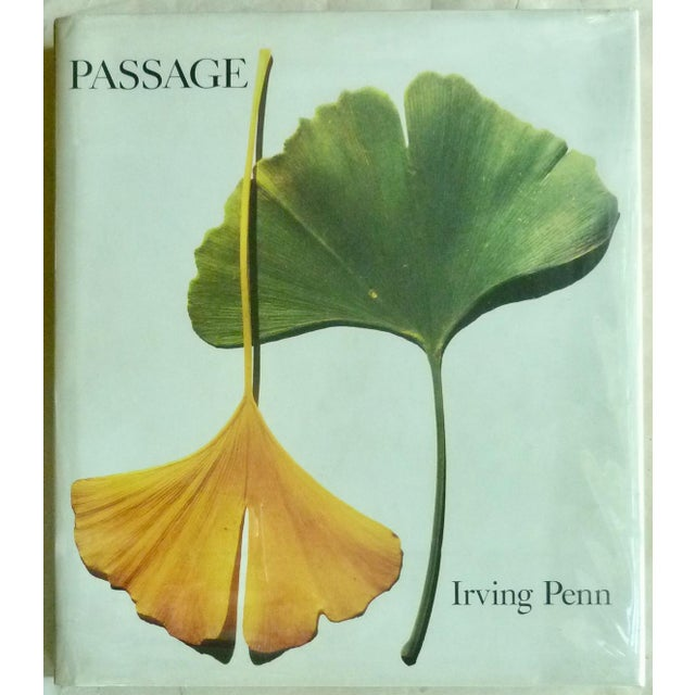 1991 Knopf Passage by Irving Penn Book For Sale - Image 9 of 9