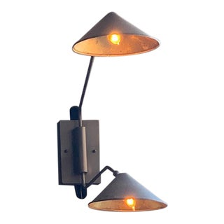 Currey & Co Serpa Wall Sconce For Sale