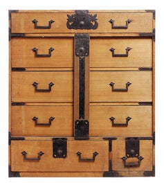 Image of Japanese Dressers and Chests of Drawers