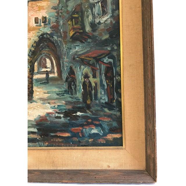 Mid-Century Moroccan Street Scene - Image 5 of 8