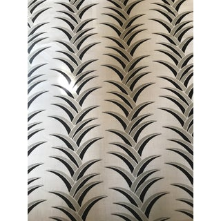 "Carleton Varney ""Gatsby"" in Putty Fabric - 1 Yard For Sale"