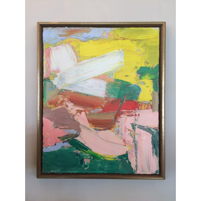 "A. Peace ""In the Moment"" Painting - Image 2 of 8"