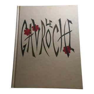Le Gavroche Cookbook by Michel Roux For Sale